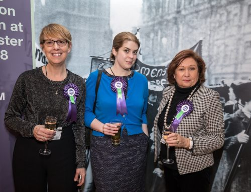 Summary: Centenary Celebration of Women in Westminster