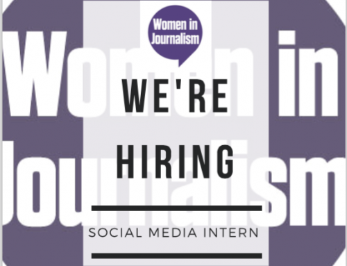 WIJ Hiring For Social Media Intern '18/19