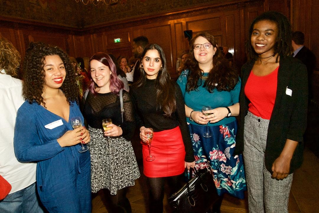 Young women and media: the promise of the female network – Kitty Hatchley