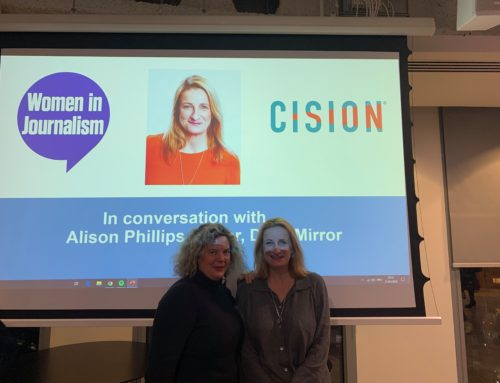 What every journalist needs to know – In Conversation with Alison Philips Write Up