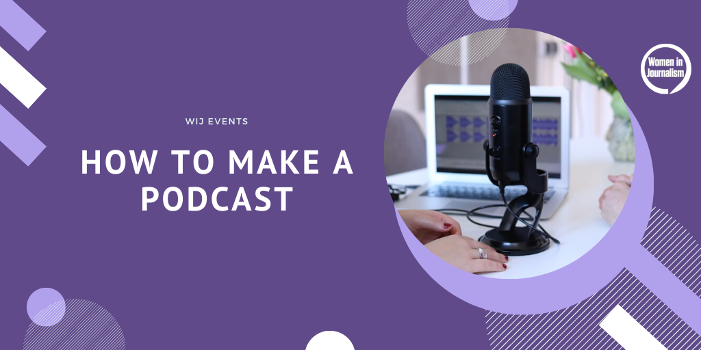 COMING SOON : How to make a podcast