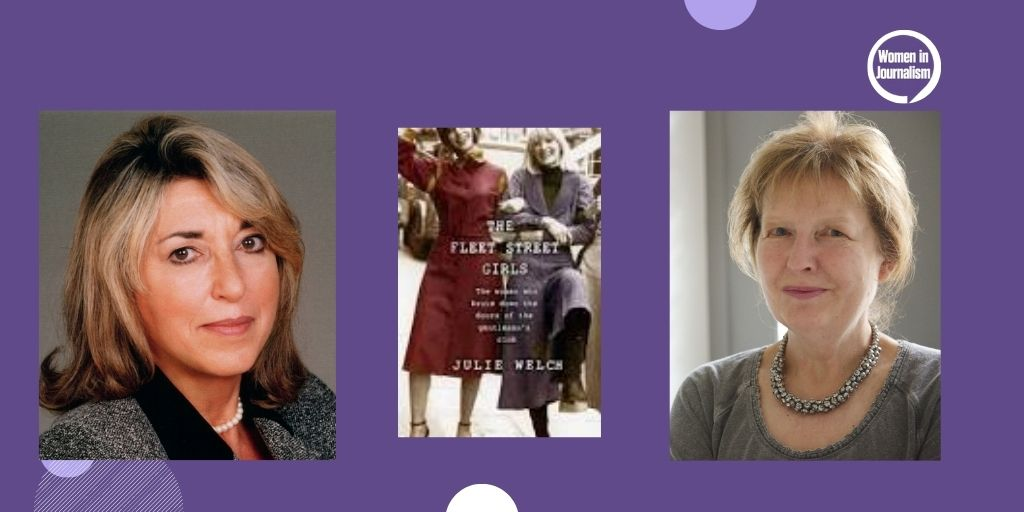 OCT 6: Fleet Street Girls with Julie Welch and Eve Pollard