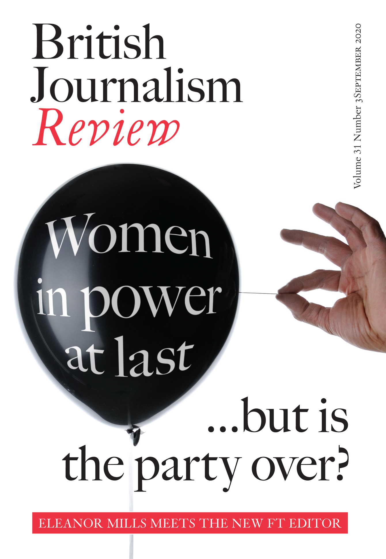 Testing time for women to take the crown : Eleanor Mills in the British Journalism Review
