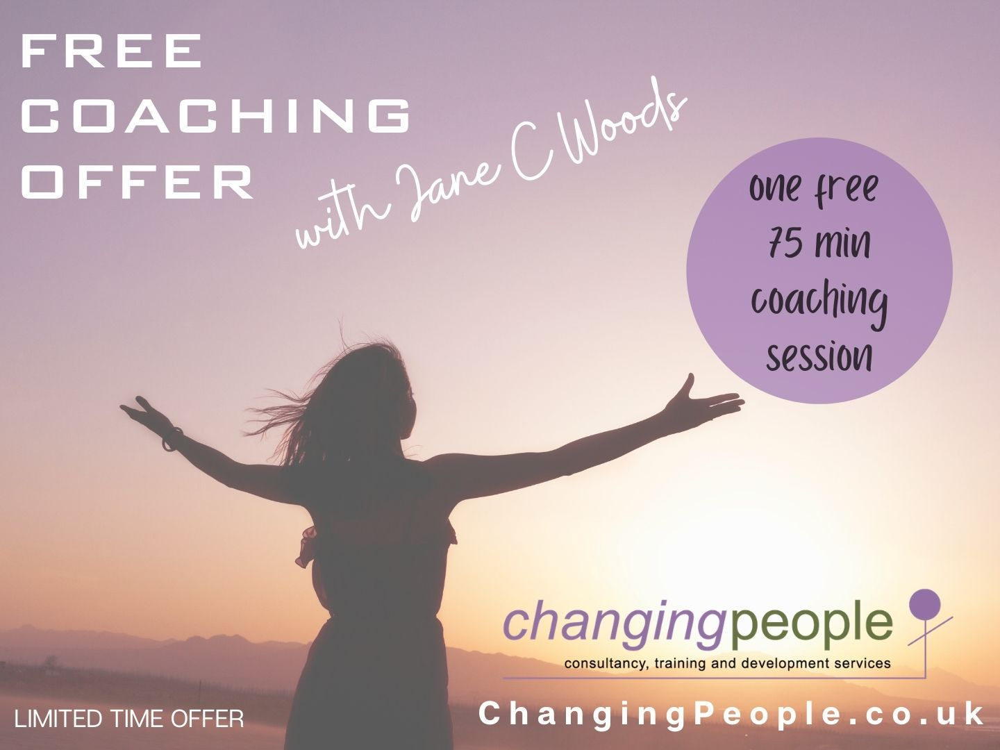 Message from Jane C Woods of Changing People