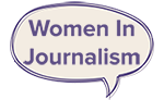 Women In Journalism Logo