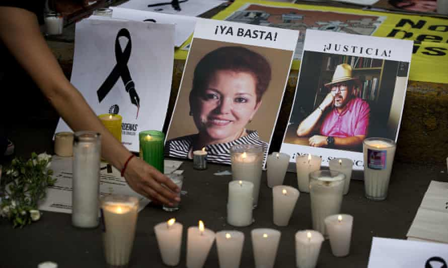 THEY ARE KILLING US: Why are journalists still dying in Mexico? by British Mexican Society