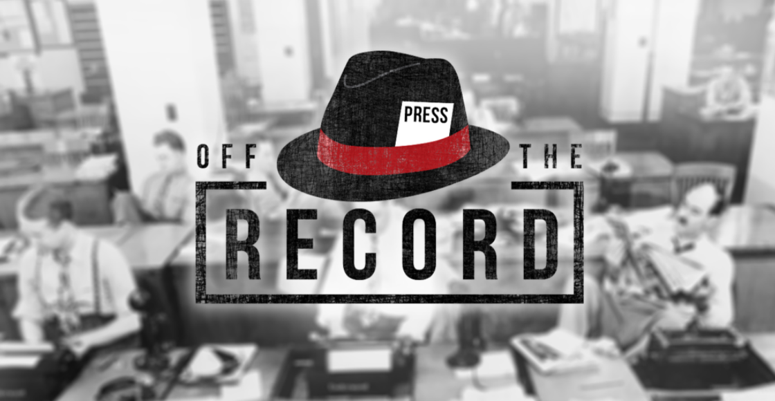 Sign up to Off The Record  – a journalism newsletter which comes out every Thursday afternoon