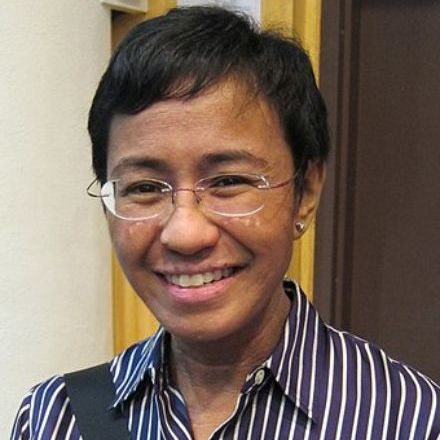 Maria Ressa: The Battle for Facts By Ella Hopkins